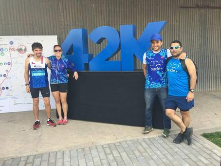 Mi Primera Maratón: Mendoza, un Circuito Bastante Engañador