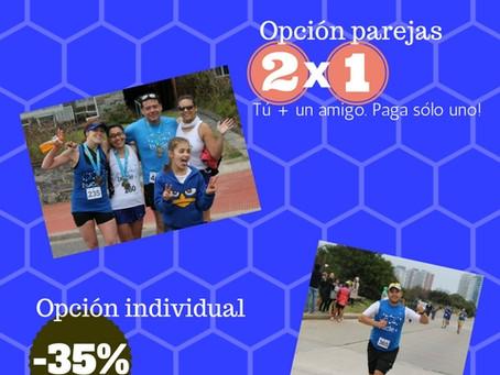 Promo Maratón de Santiago 2017