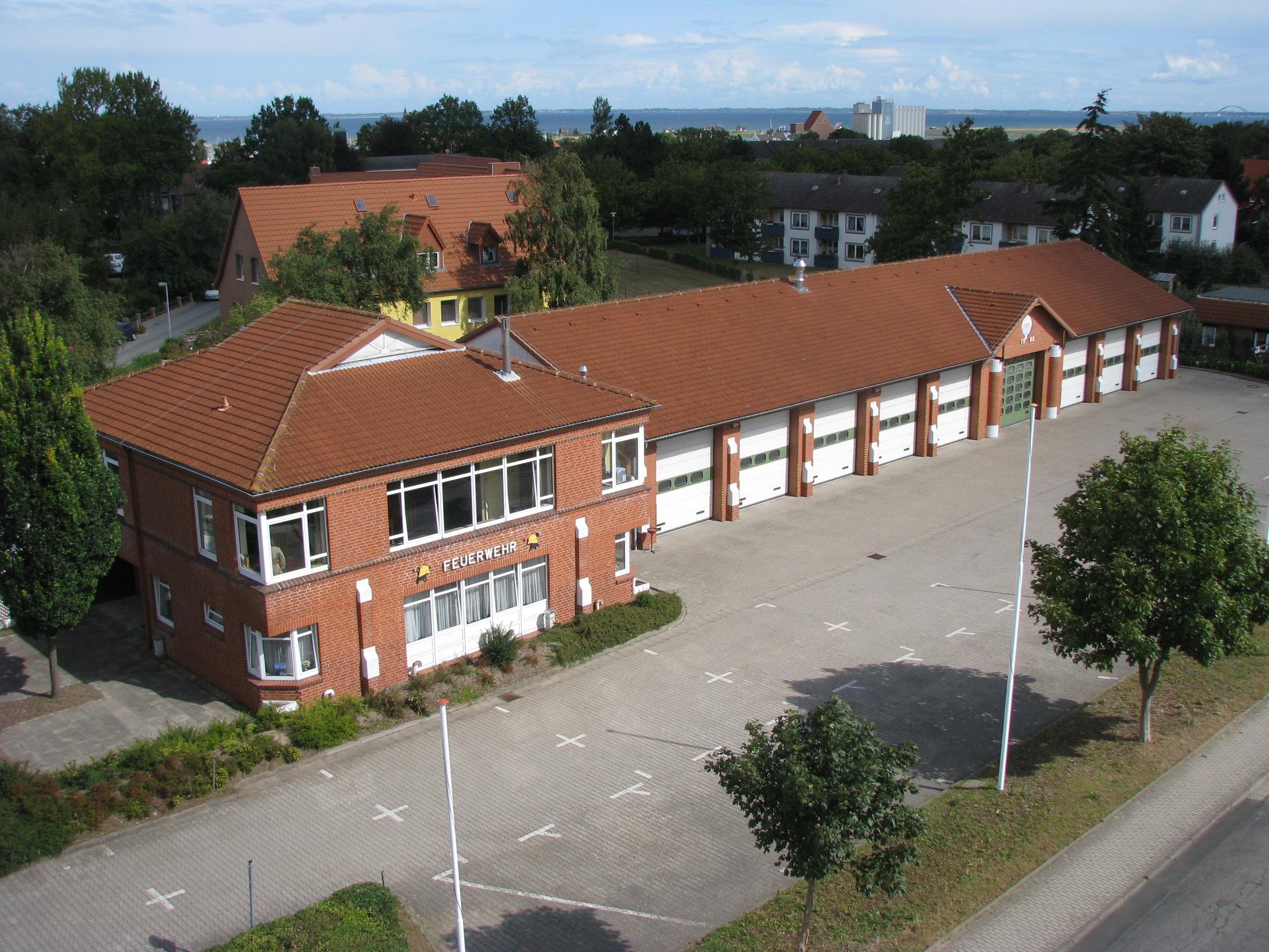 Feuerwehr Gerätehaus Heiligenhafen