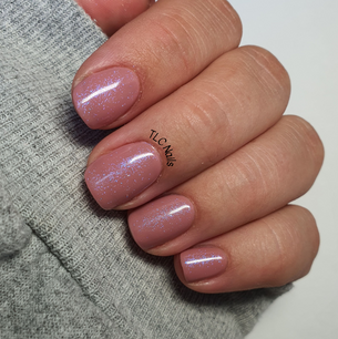 I-125 Pink Suede with Poseidon FX Top Coat.png
