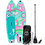 Thumbnail: Sandbanks Style 'ULTIMATE' Malibu: 10'6'' x 32'' x 6'' Inflatable SUP Package