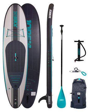 "Jobe INFINITY SEINE 10'6"" Inflatable SUP Package"