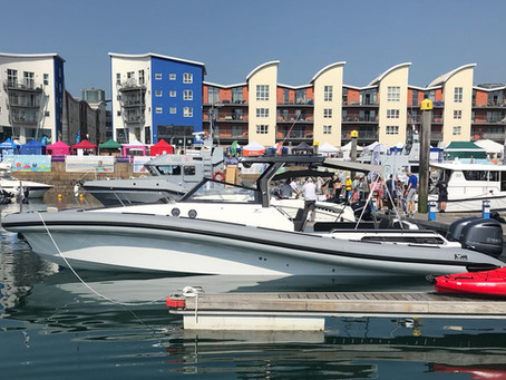 Jersey Boat Show 2018