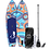 Thumbnail: Sandbanks Style 'ULTIMATE' Maui: 10'6'' x 32'' x 6'' Inflatable SUP Package