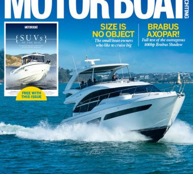 AGAPI 950 BOAT TEST - AUGUST 2018