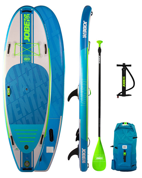 "Jobe VENTA 9'6"" Inflatable SUP Package"