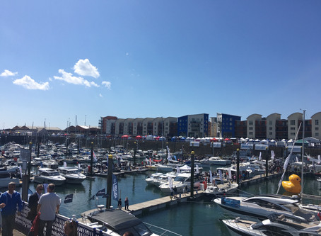 Jersey Boat Show: 4 - 6 May 2019.  A great success!