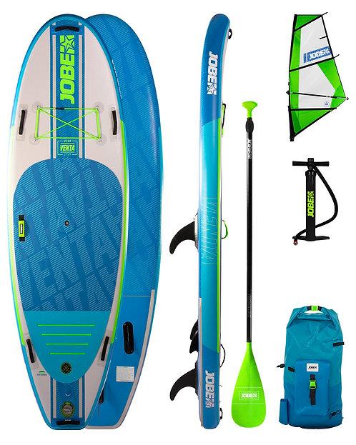 "Jobe VENTA 9'6"" Inflatable WINDSUP Package +VENTA SUP Sail"