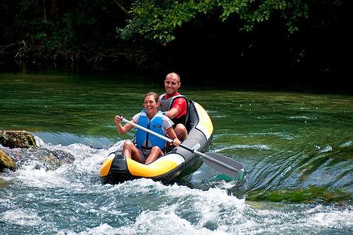 Sevylor Colarado inflatable Kayak Kit