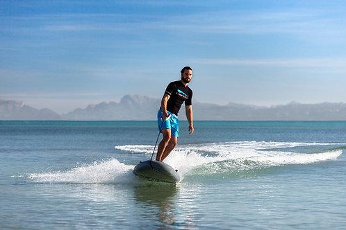LAMPUGA AIR - Inflatable Electric Surfboard
