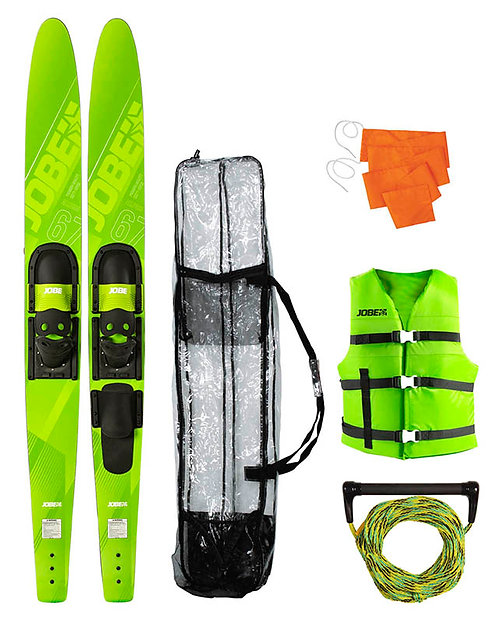 "JOBE ALLEGRE 67"" COMBO WATERSKIS PACKAGE"