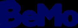 Bemo Logo - Blue on Transparent BG.png