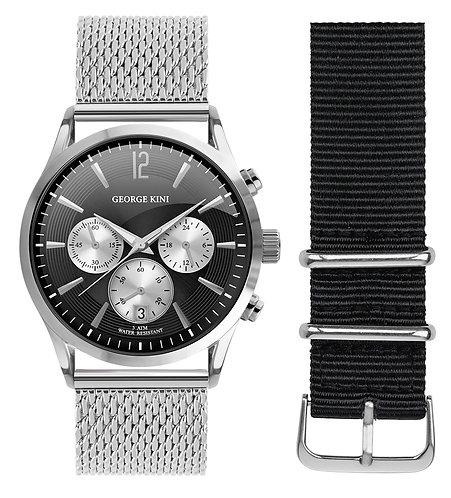 Часы Наручные GEORGE KINI GK.12.1.2SS.21