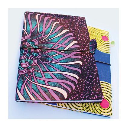 Caderno Tecido