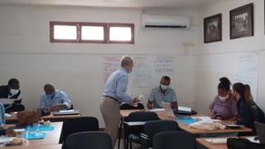 Programa de Mentoria para organizações da sociedade civil na Libéria e São Tomé e Príncipe