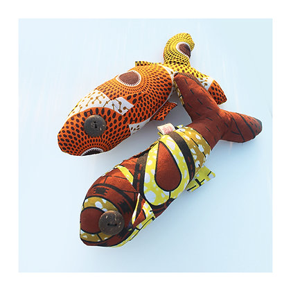 African Fabric Tissue Fish