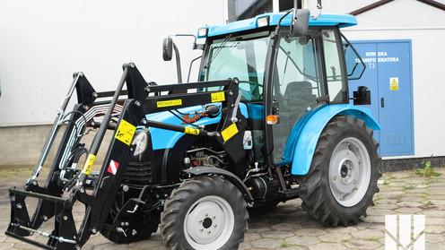 """Tractor """"Zefir 40"""" 14999 EURO !!!"""