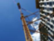 Crane byggnadsställningar 2