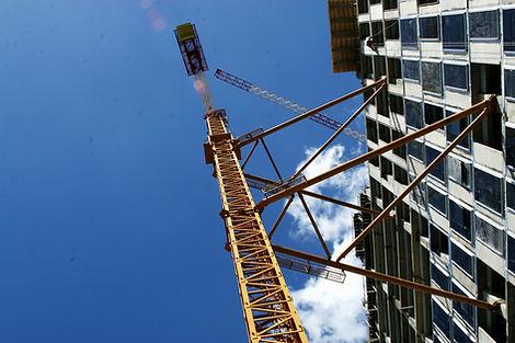 Crane Scaffolding 2