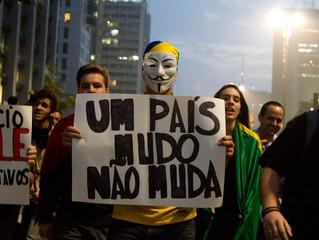 What's happening in Brazil?