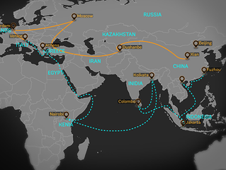 Is China's 'Belt and Road Initiative' a geopolitical ball and chain?