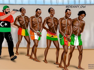 Lost Liberty: Slavery in Libya