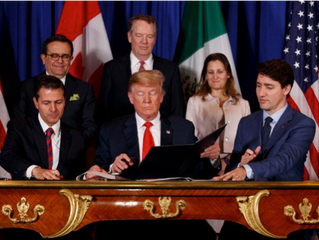 Bidding Farewell to NAFTA and a look at USMCA