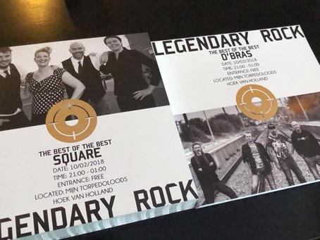 Legendary Rock Night 10 februari 2018
