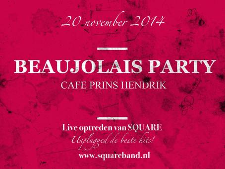 20 november 2014 Beaujolais Primeur Party