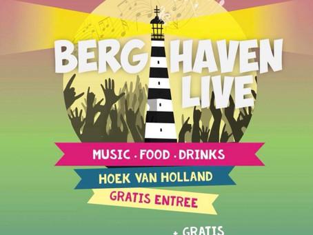 Berghaven Live 30 juni Hoek van Holland