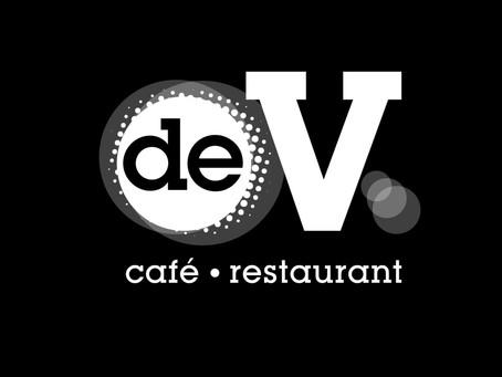 Op naar Cafe de V in Delft…
