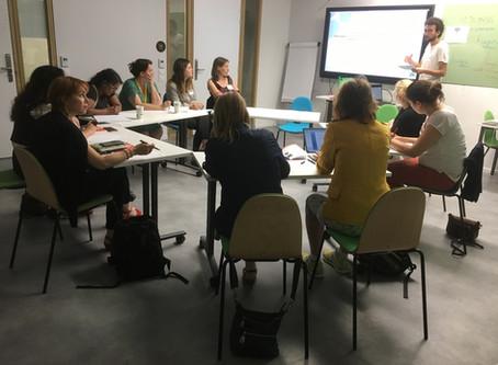 Recherche-action « Prof-chercheur : devenir un enseignant réflexif »