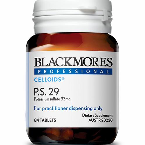 Blackmores Professional P.S 29