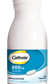 Calrate Calcium 600mg| 100 tablets