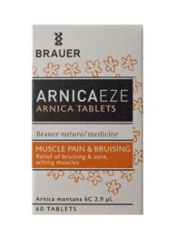 Brauer Arnicaeze Arnica Tablet 60