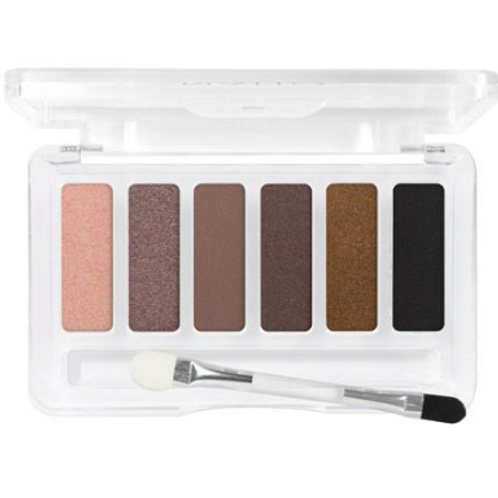 Natio Mineral Eyeshadow Palette - Mochas