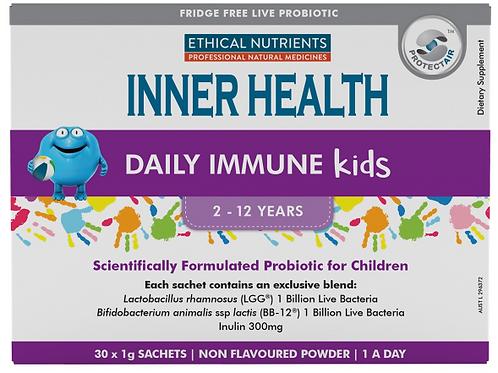 Ethical Nutrients Inner Health Daily Immune Kids| 30xSachet
