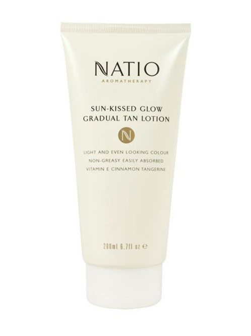 Nation Sun-Kissed Glow Gradual Tan Lotion