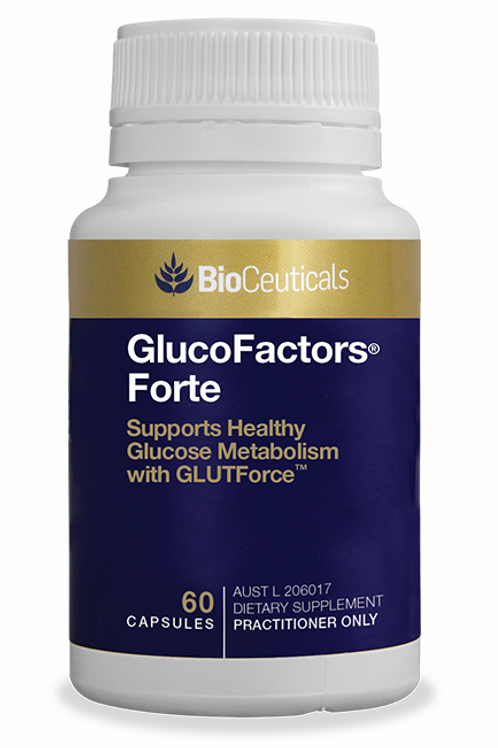 BioCeuticals GlucoFactors Forte