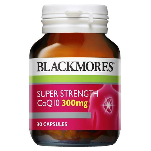 Blackmores Super Strength CoQ10 300mg 30 Tablets