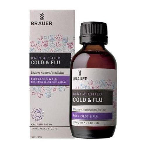 Brauer Baby & Child Cold & Flu| 100mL