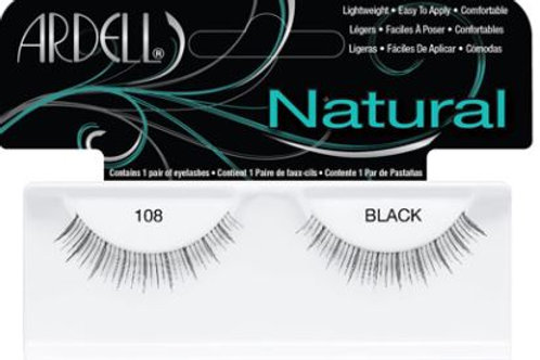 Ardell Natural Lashes| 108 Black