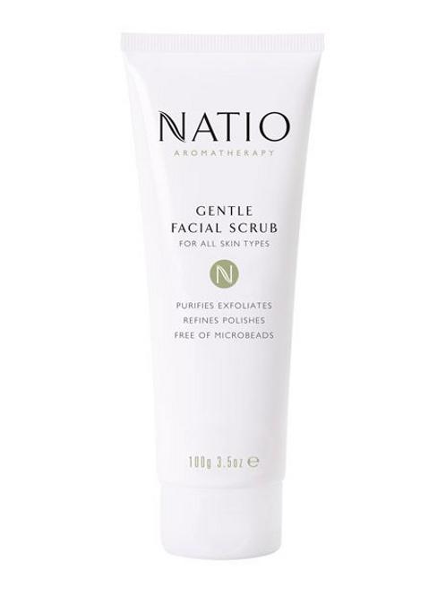 Natio Gentle Facial Scrub