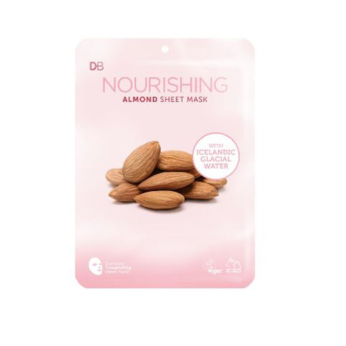 Designer Brands Nourishing Almond Sheet Mask