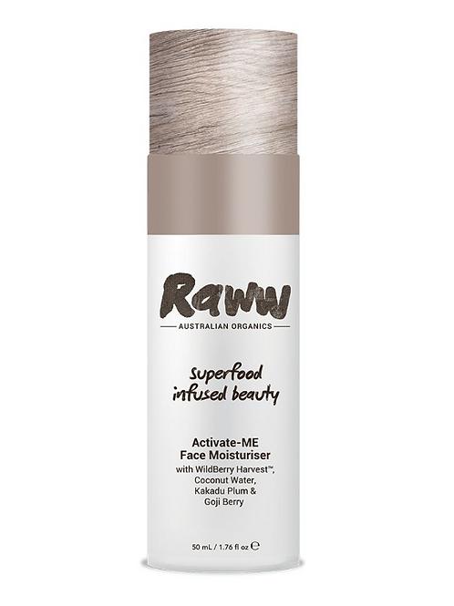 Raww Activate-ME Face Moisturiser