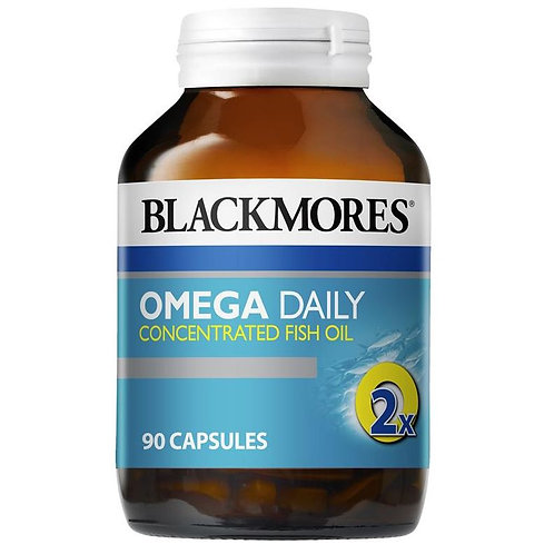 Blackmores Omega Daily 90 Capsules