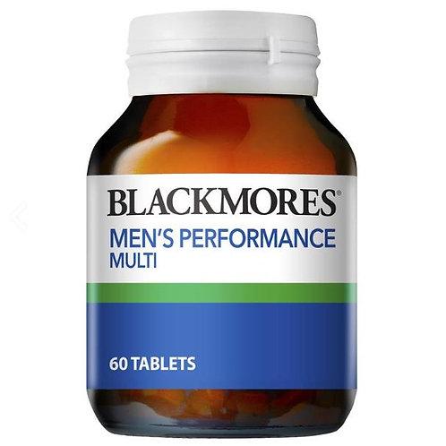 Blackmores Mens Performance Multi 60 Tablets