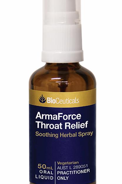 BioCeuticals ArmaForce Throat Relief