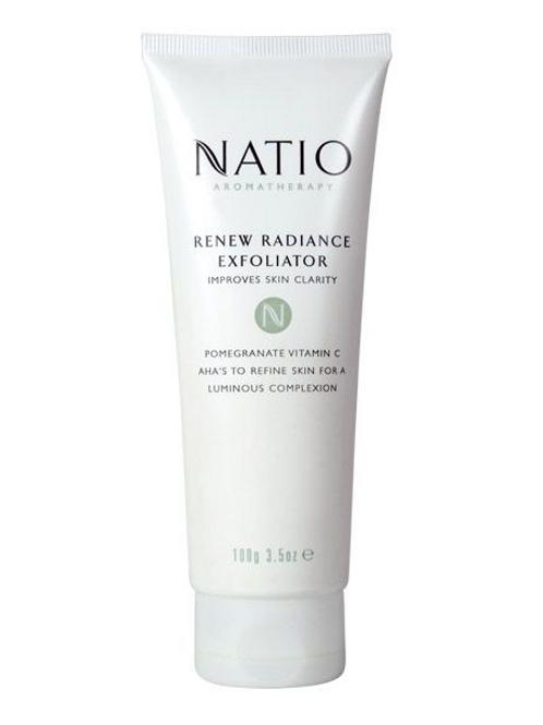 Natio Renew Radiance Exfoliator