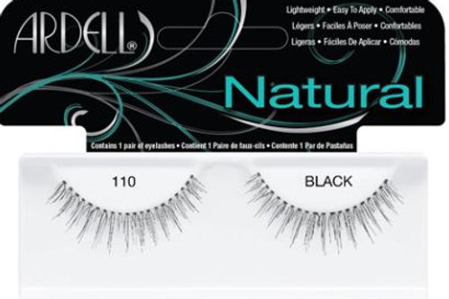 Ardell Natural Lashes| 110 Black